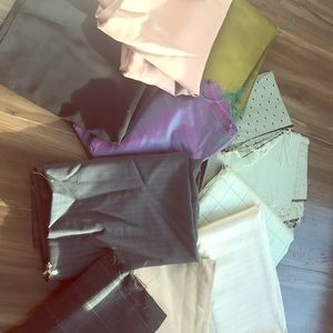 Other - Various high-quality fabrics